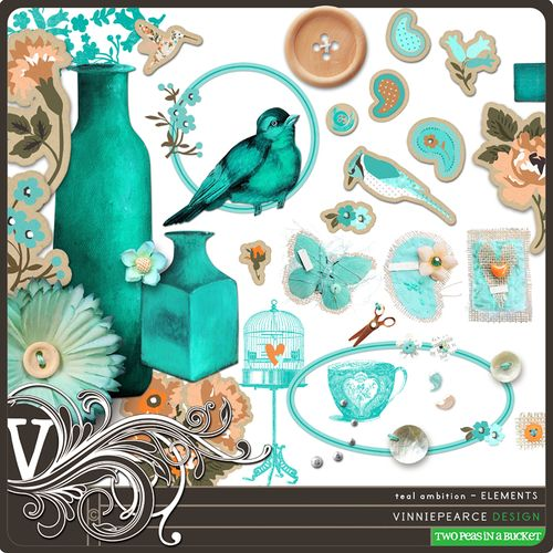 Teal-ambitions-elements-preview